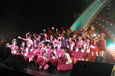 girl band indonesia 2012
