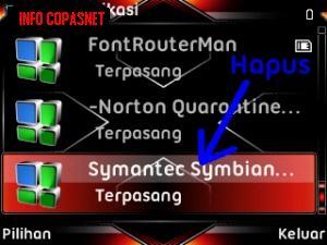 Cara mengatasi sertifikat kadaluarsa pada ponsel symbian s60