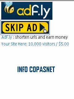 Cara Download File Di Adf.Ly Melalui Ponsel